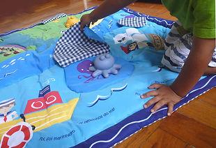 tapetes infantis para brincar