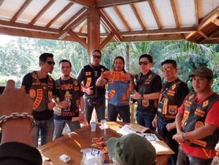 2017 BANDIDOS MC INDONESIA & SUPPORT CLUBS GATHERING