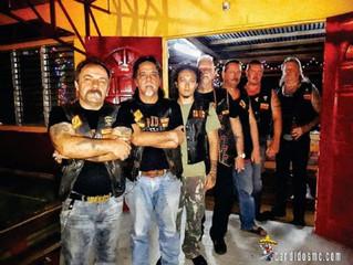 Mexican Night - Bandidos MC Probationary Cebu Philippines
