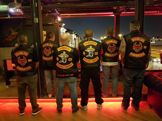 Congrats to Bandidos MC Probationary Chapter Abu Dhabi Emirates and new support club Diablos MC Emir