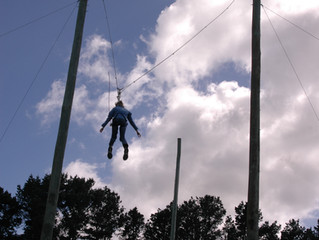 Jenna writes about her challenge swing experience.