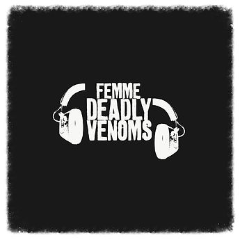Femme Deadly Venoms bay area based hip-hop and electronica female duo.