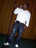Black Christian Comedian