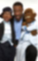 Black Christian Comedian Willie Brown