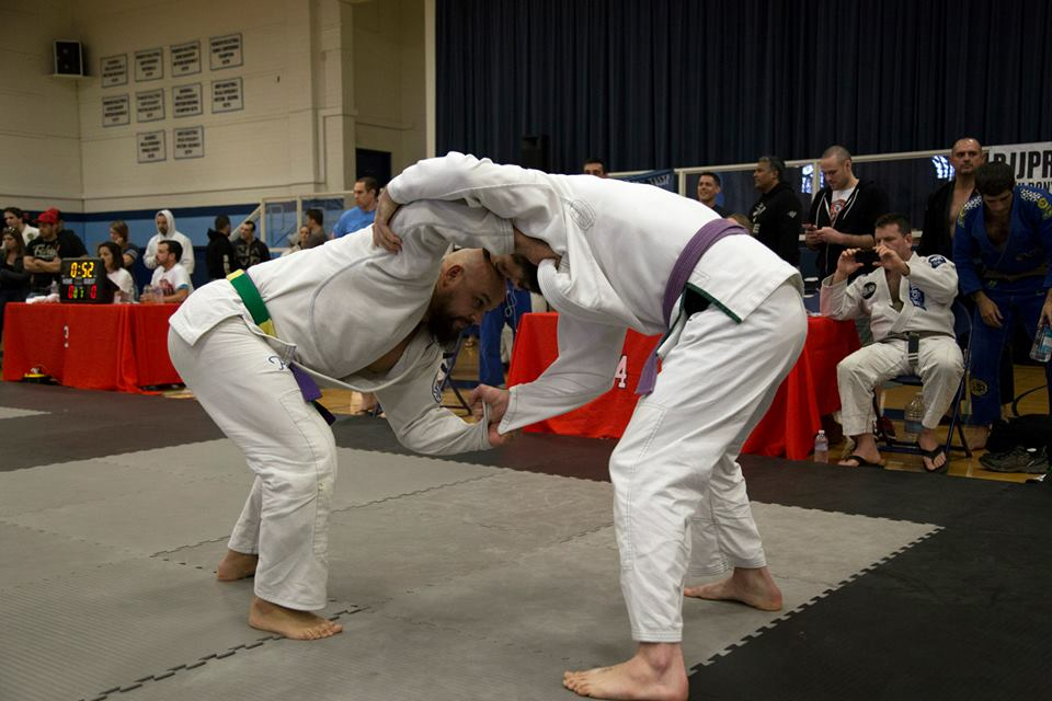 Jiu-Jitsu Competition