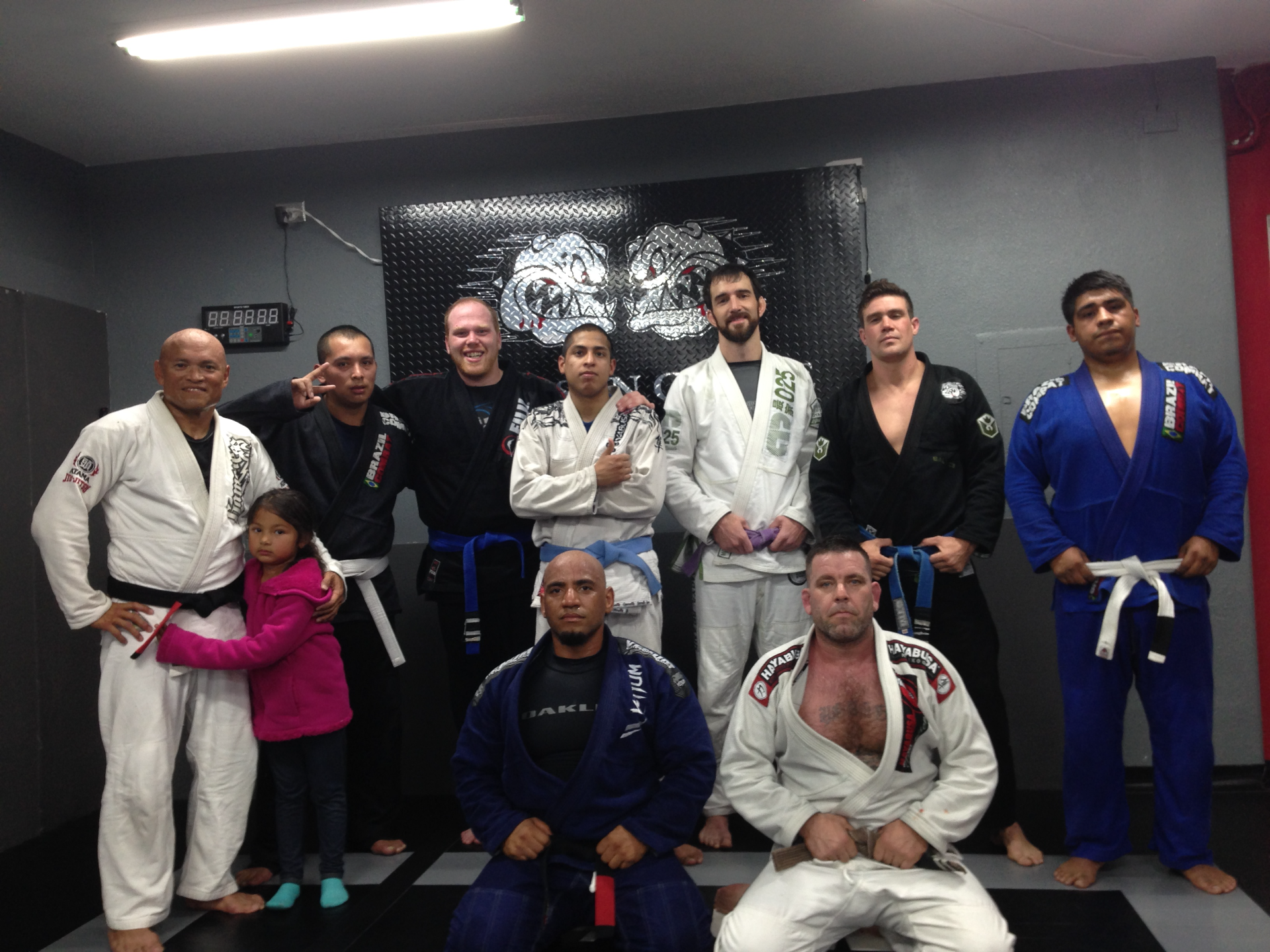 Carlson Gracie Escondido
