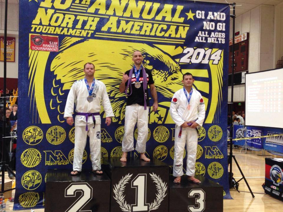 North American Jiu-Jitsu Competition