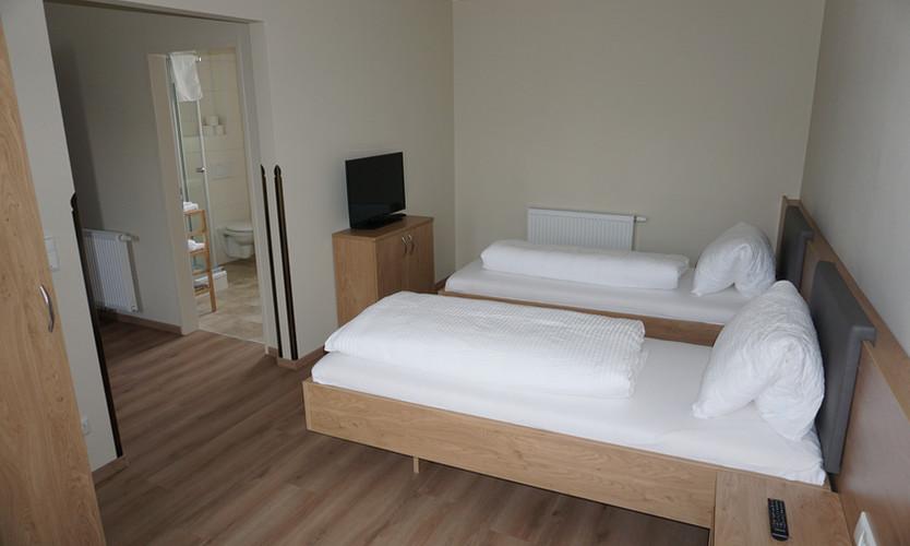 Doppelzimmer-Hotel zur Post