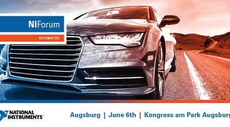National Instruments Automotive Forum