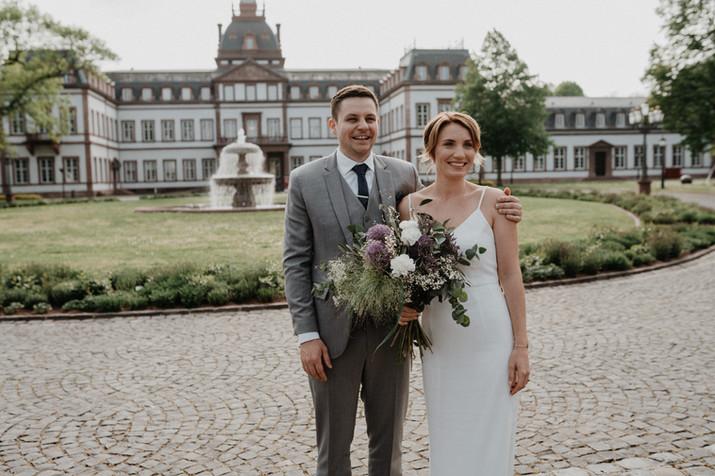 Schloss Philippsruhe | Hanau | Hochzeit | Standesamt Hanau