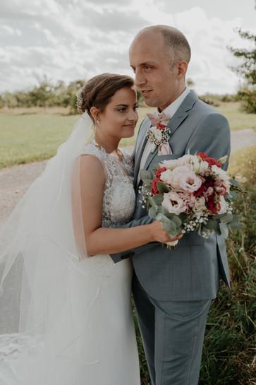 Braut | Bräutigam | Mann | Frau | Hochzeit | Kahl am Main | Büdingen