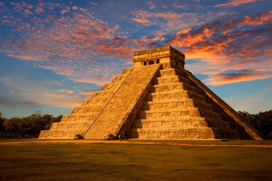 Die Maya Alien Connection