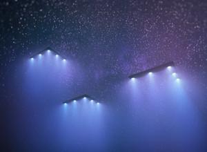 Phantom-Luftschiff-Welle