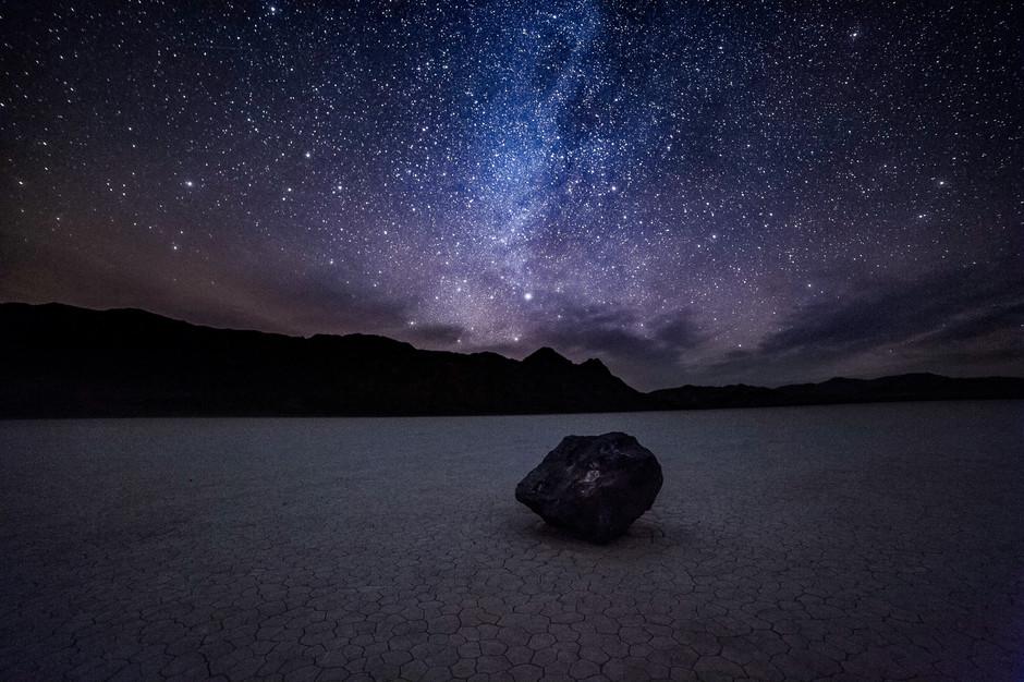 Die wandernden Steine
