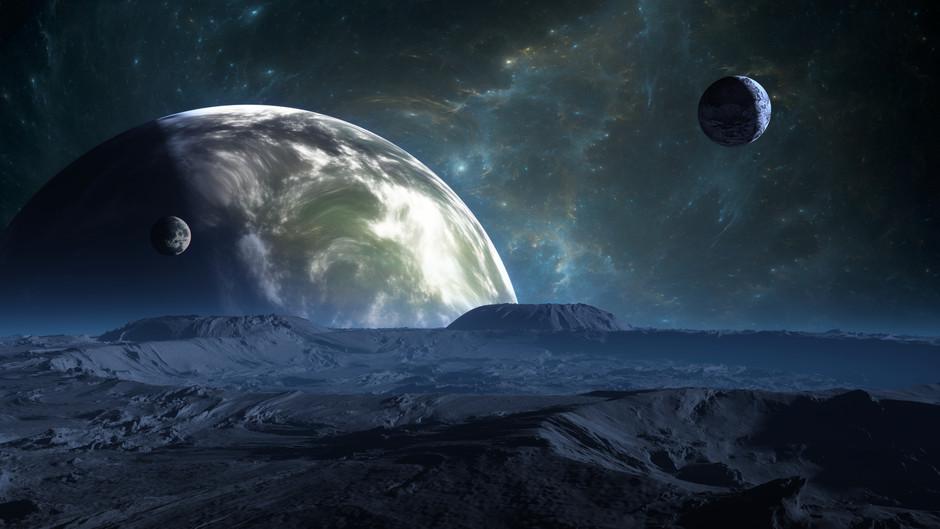 Eine zweite Erde?