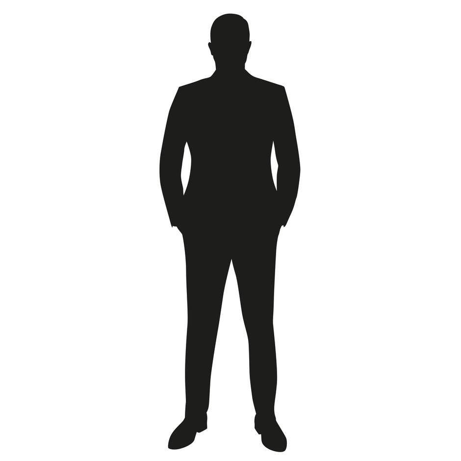 Der Mythos der Männer in Schwarz