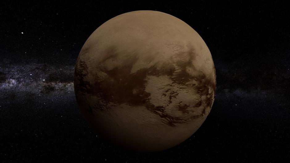 Leben in unserem Sonnensystem