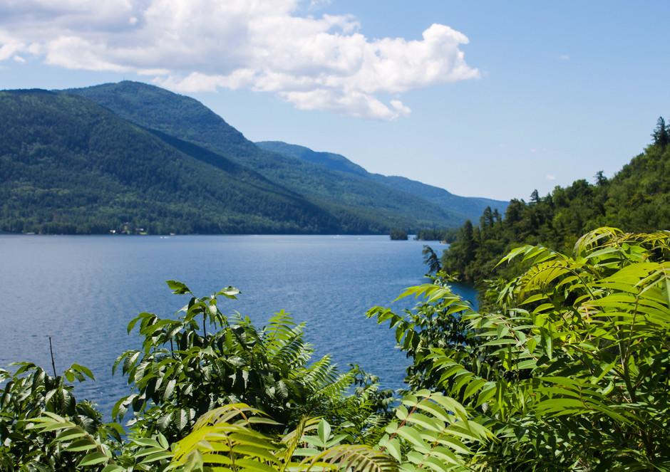 Unerklärliches am Lake George
