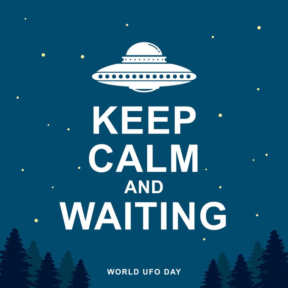 Welt UFO Tag
