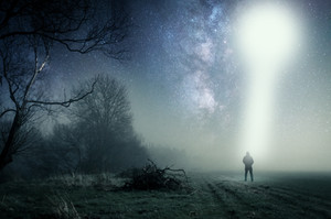 Weihnachts-UFO