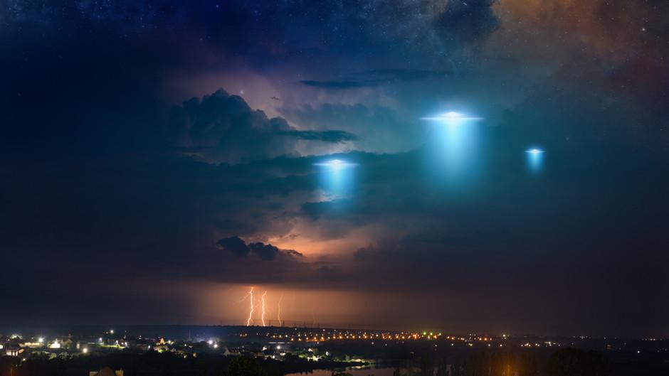 Die belgische UFO Welle