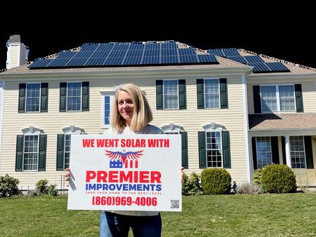 Home Solar Panels - Easily Create Your Own Residential Solar Power I PremierImprovementsOne.com