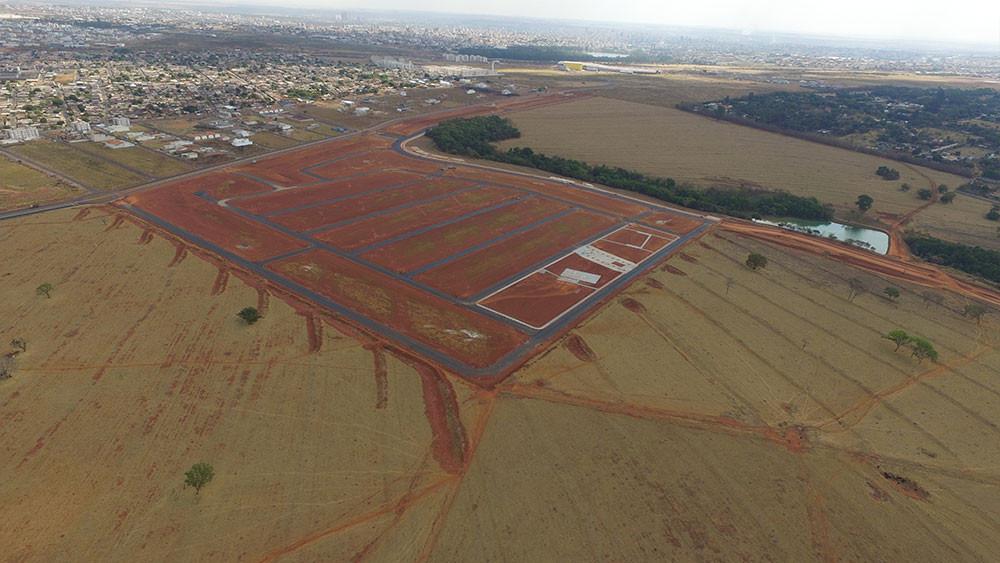 Terrenos comerciais WV Empreendimentos