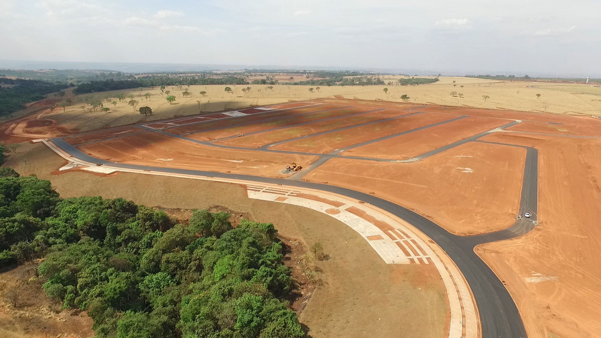 Terrenos com financiamento Portal do Vale