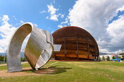 CERN - Globe