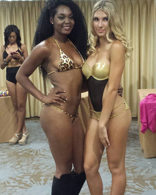 Natural golden tan by Get Your Glow On directly after tan #geturtanon #almostsummer #models #bikinir
