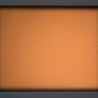 Pieve Marrone 2/6 Lightscape clay, acrylic, light projection on canvas on board 24x30cm 2011