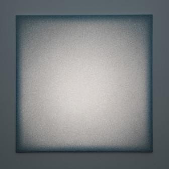 Volterra Alabastro Lightscape alabaster, acrylic, light projection on canvas 100x100cm 2017