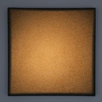 Poggibonsi Tufo Bianco Lightscape tufo, acrylic, light projection on canvas 60x60cm 2015