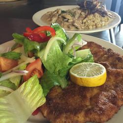 Pikata Chicken Schnitzel