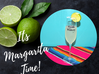 Fiesta's Bubble Margarita