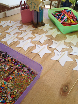 Preparation for fairy parties