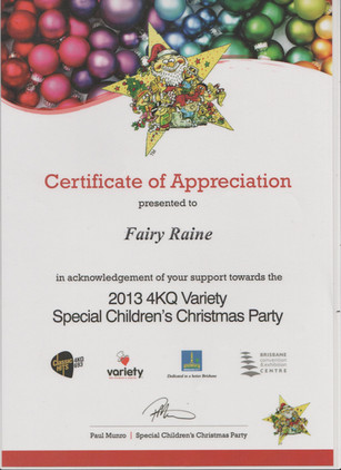 2013 Special Children's Christmas Party