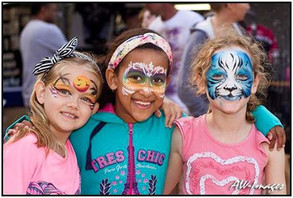 Perfection - friends and face painting