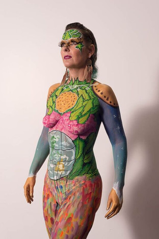 Australian Body art awards Melbourne 2018