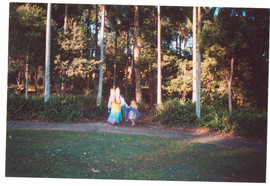 Fairies hunt in Caboolture