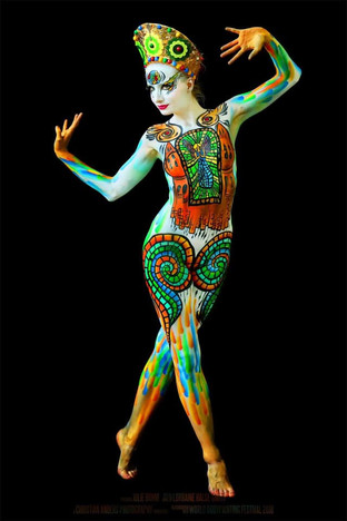 World Bodypainting Festival 2018