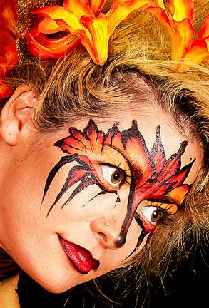 Face  paint magic