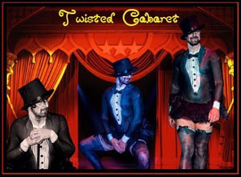 Twisted Cabaret Event - Fortitude Valley