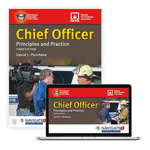 Chief Officer: Principles and Practice, Third Edition