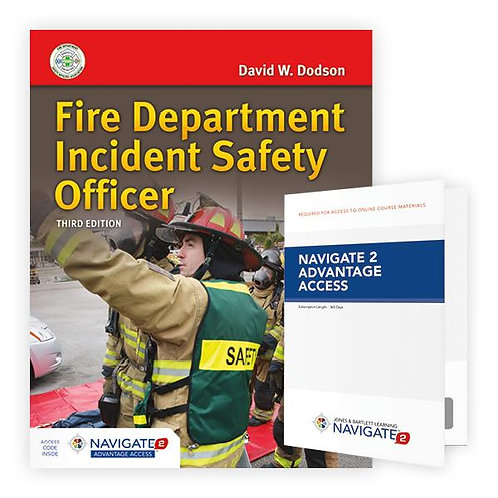 Fire Department Incident Safety Officer - Fire Department Incident Safety Office