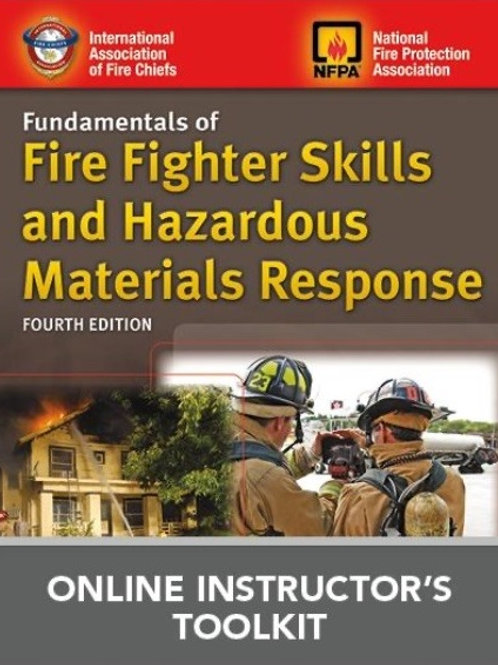 Fire Fighter Skills & Hazardous Materials Response - Online Instructor's Toolkit