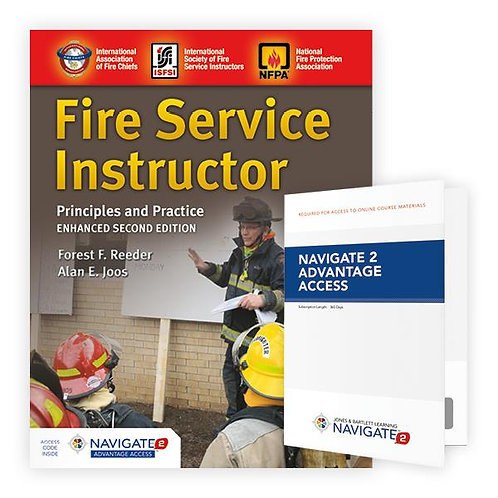Fire Service Instructor: Principles and Practice Second Edition