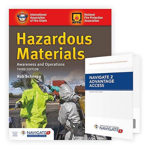 Hazardous Materials Awareness and Operations, Third Edition