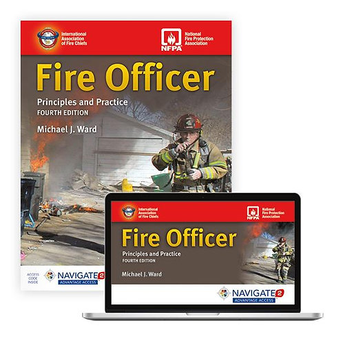 Fire Officer: Principles and Practice, Fourth Edition
