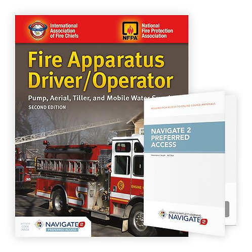 Fire Apparatus Driver/Operator, Second Edition